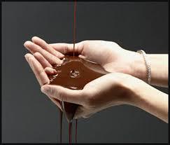 шоколадное обвертывание