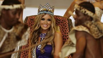 Мисс мира-2008, Ксения Сухинова