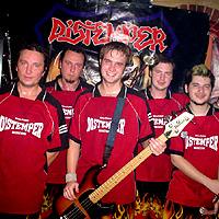 группа Distemper
