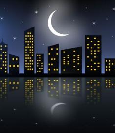 Твой ночной город
