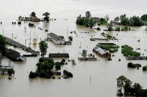 потоп в Польше