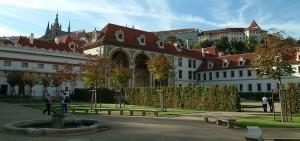 Вальдштейновский дворец