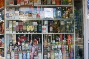 запрет на продажу алкоголя в России