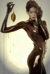 шоколадные процедуры