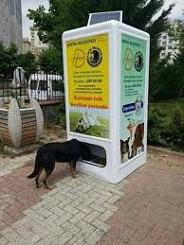 кормушки для животных в стамбуле