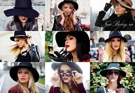 модные шляпы