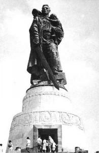 памятник немецкому солдату