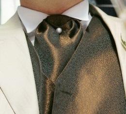галстук аскот