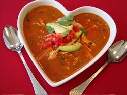 тортилла суп