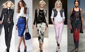 мода весна 2014