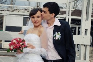 Анна и Максим Дубовик