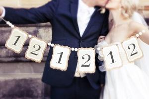 число для свадьбы