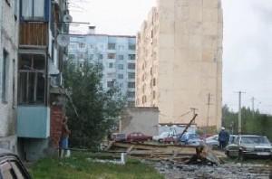 ураган в России